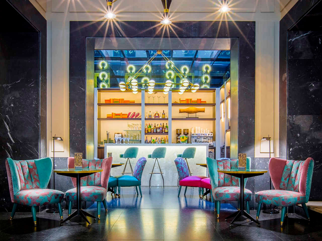 Bar Cask / Radisson Blu Madrid Prado